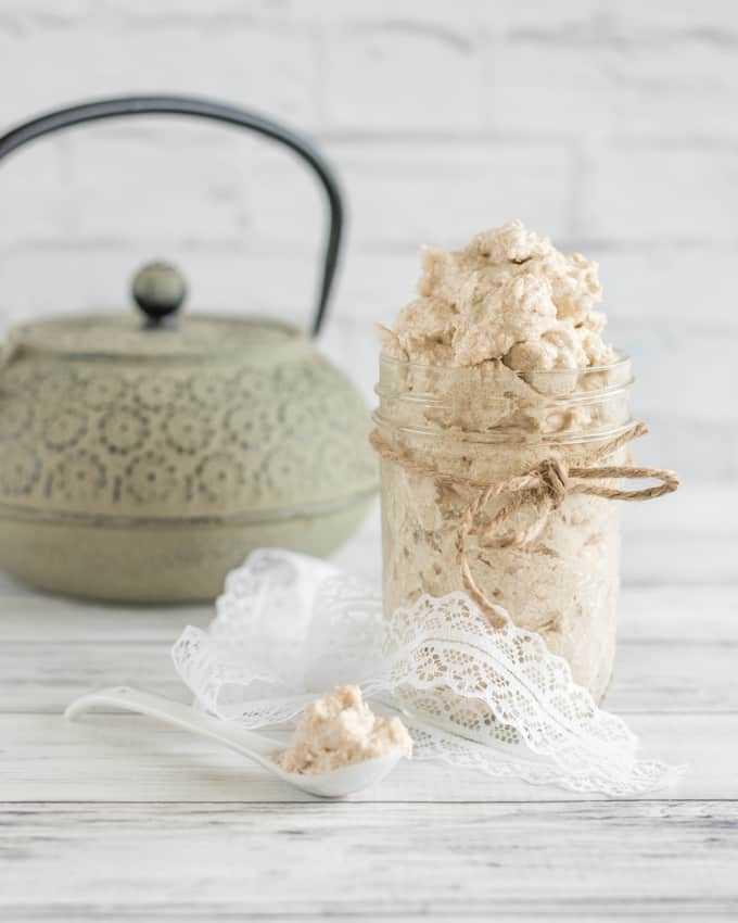 Cinnamon Latte Shea Butter Whipped Sugar Scrub The Artisan Life