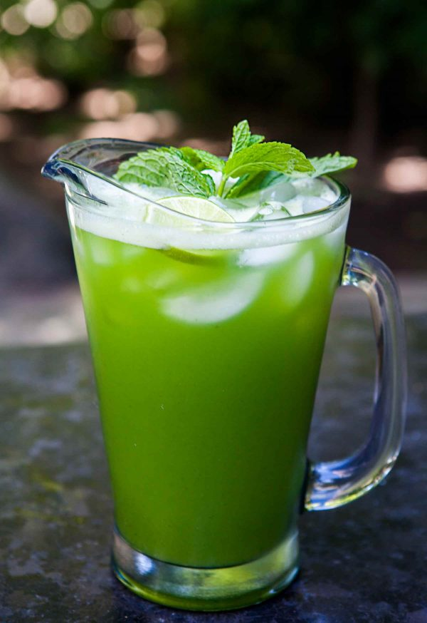 Cucumber Lime Mint Agua Fresca Simply Recipes