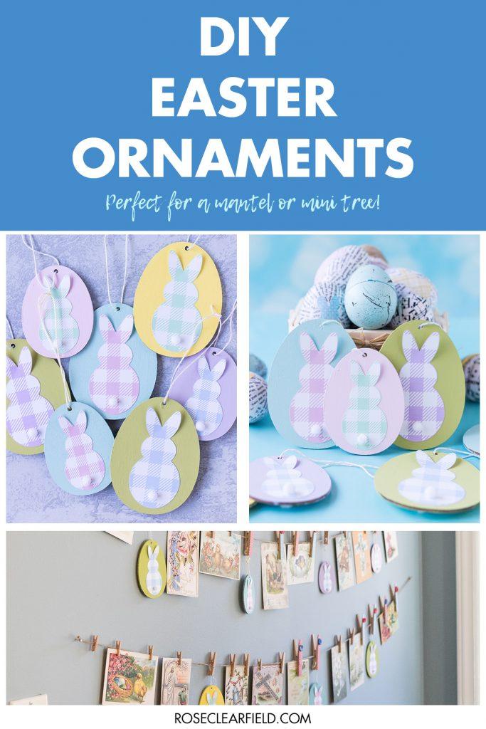 DIY Easter Ornaments