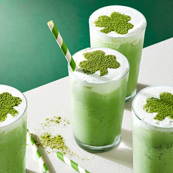 Mint Matcha Milkshake Better Homes and Gardens