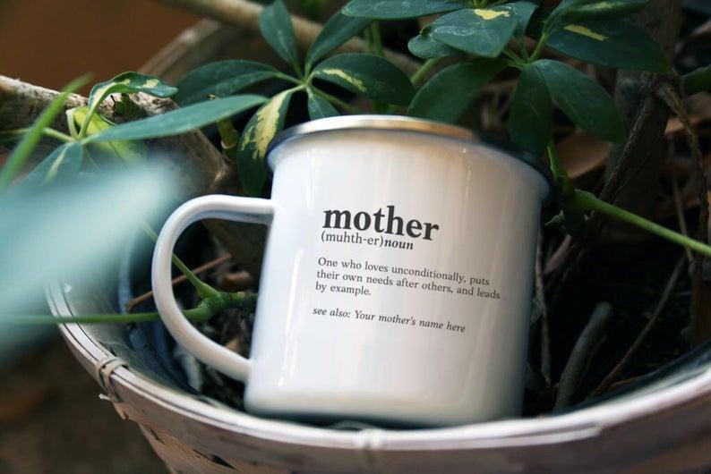 Mother Definition Mug RaisingRooster