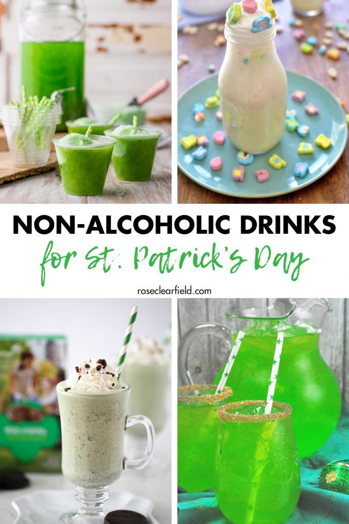 Non-Alcoholic Drinks for St. Patrick's Day