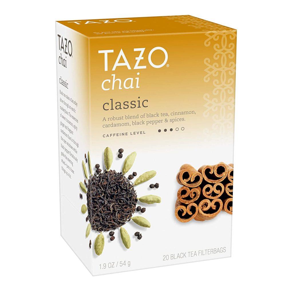 Tazo Black Classic Chai Tea