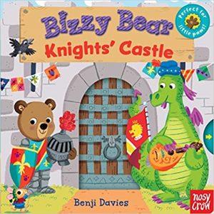 Bizzy Bear Knights' Castle Nosy Crow