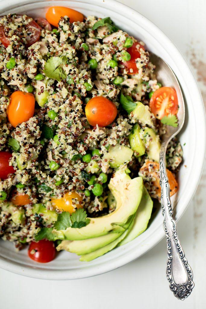 Green Goddess Tuna Salad Ambitious Kitchen