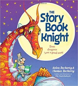 The Storybook Knight Helen Docherty