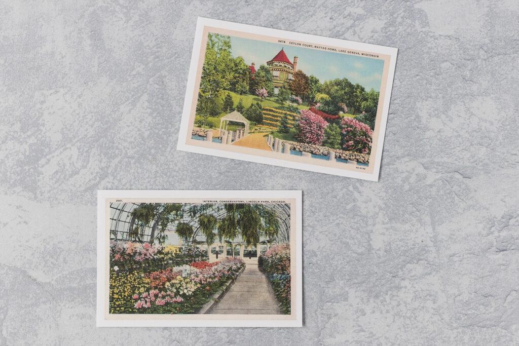 Vintage Postcard Prints 4x6