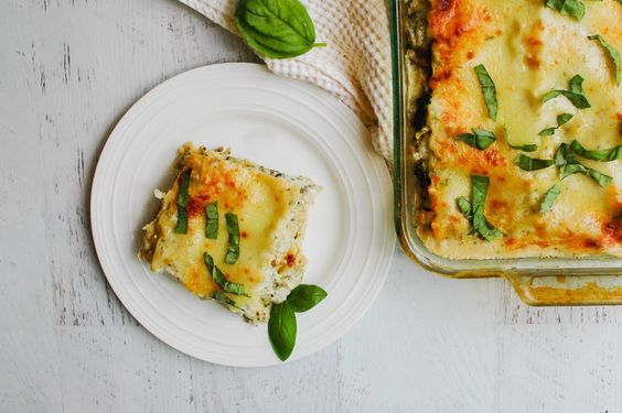 Roasted Vegetable Lasagna For the Love of Gourmet