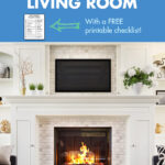 20 Ways to Deep Clean Your Living Room