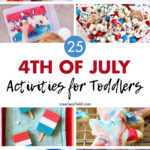 25 4th of July Activities for Toddlers