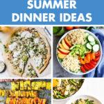 40 Easy Healthy Summer Dinner Ideas