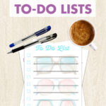 Free Printable Summer To Do Lists