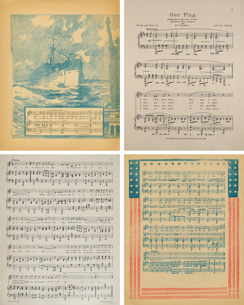 Patriotic Sheet Music