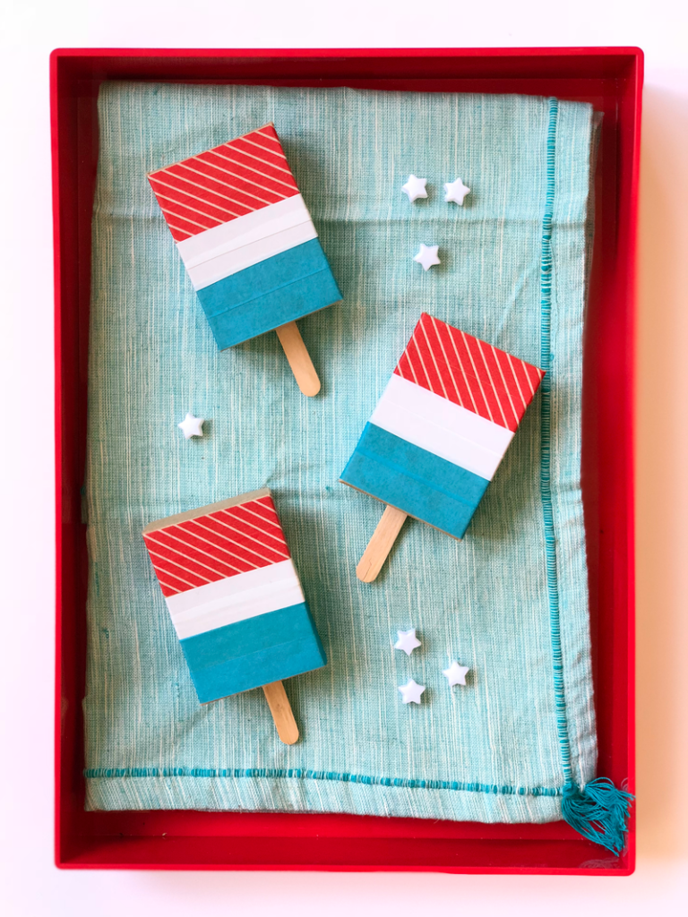 Popsicle Noisemakers Project Kid