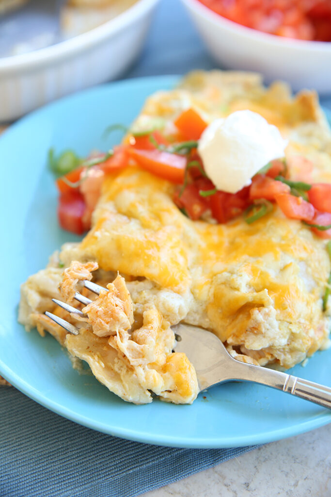 Honey Lime Chicken Enchiladas Real Life Dinner