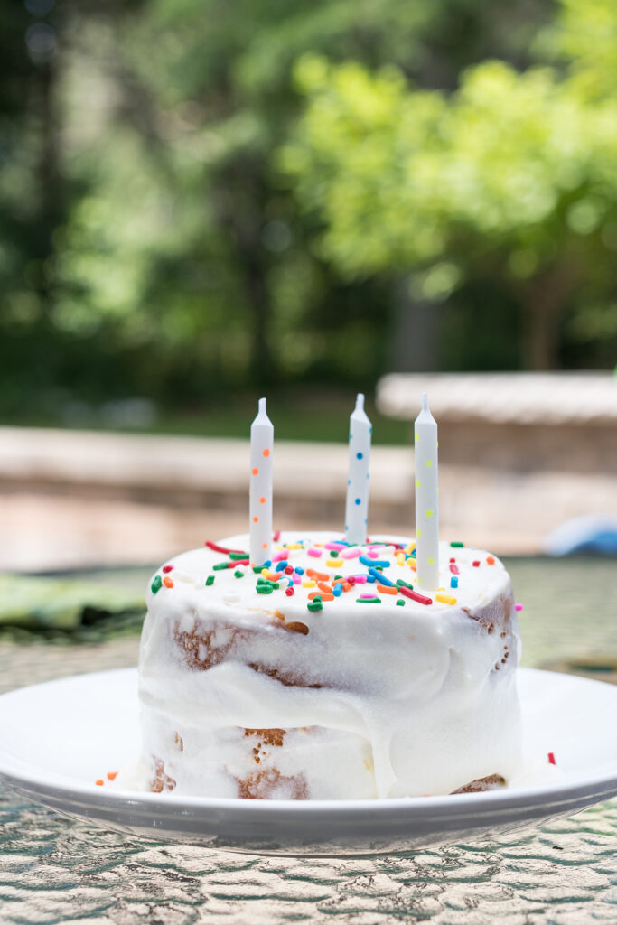 Tommy's 3rd Birthday