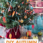 DIY Autumn Mini Fir Free