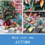 Make Your Own Autumn Mini Tree