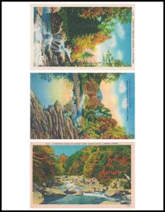 Vintage Postcards Autumn 8.5x11 Page 1 Preview