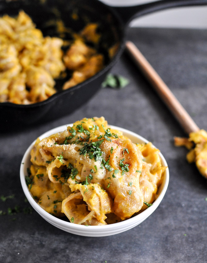 Butternut Squash Macaroni and Cheese How Sweet Eats