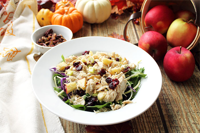 Harvest Chicken Salad 2 Cookin Mamas