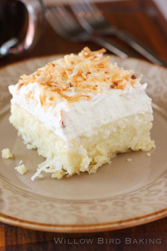 Coconut Cream Pie Bars Willow Bird Baking