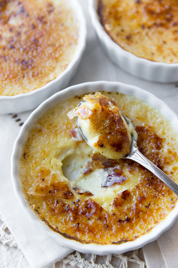 Creme Brulee The Cozy Apron