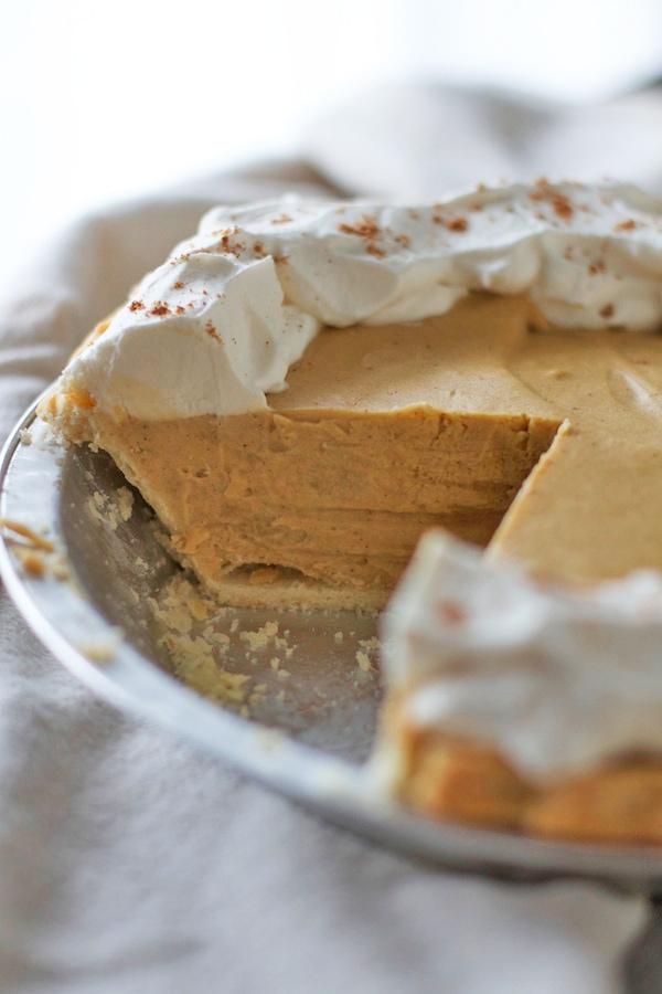 Gingerbread Cream Pie Lauren's Latest