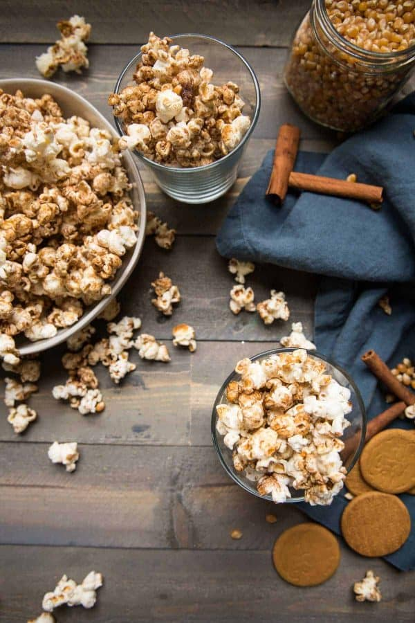 Gingerbread Popcorn Hunger Thirst Play