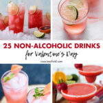 25 Non-Alcoholic Drinks for Valentine's Day