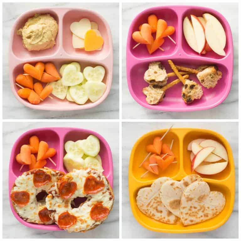 Healthy Valentine's Day Snacks for Kids Meaningful Eats
