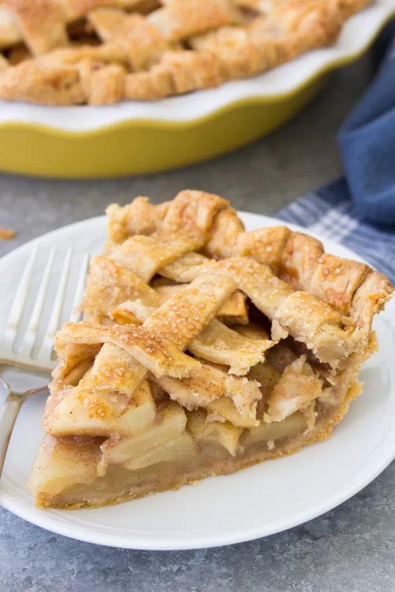 Apple Pie Kristine's Kitchen