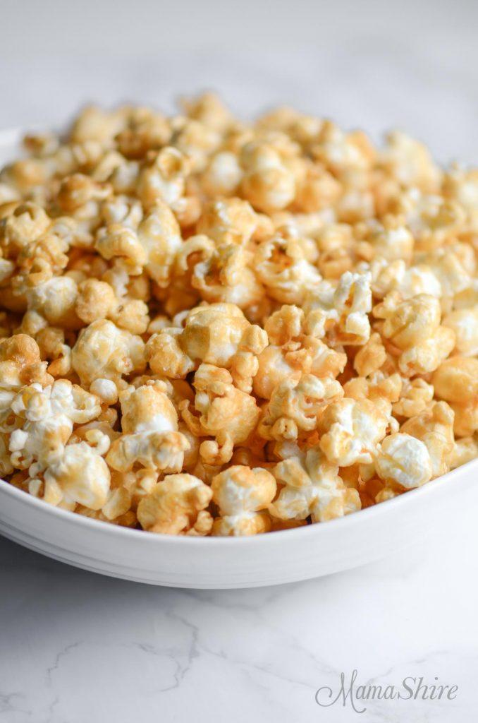 Caramel Popcorn MamaShire