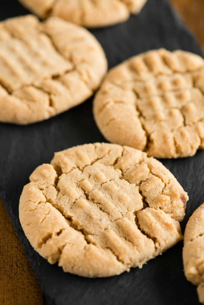 Classic Peanut Butter Cookies Self Proclaimed Foodie