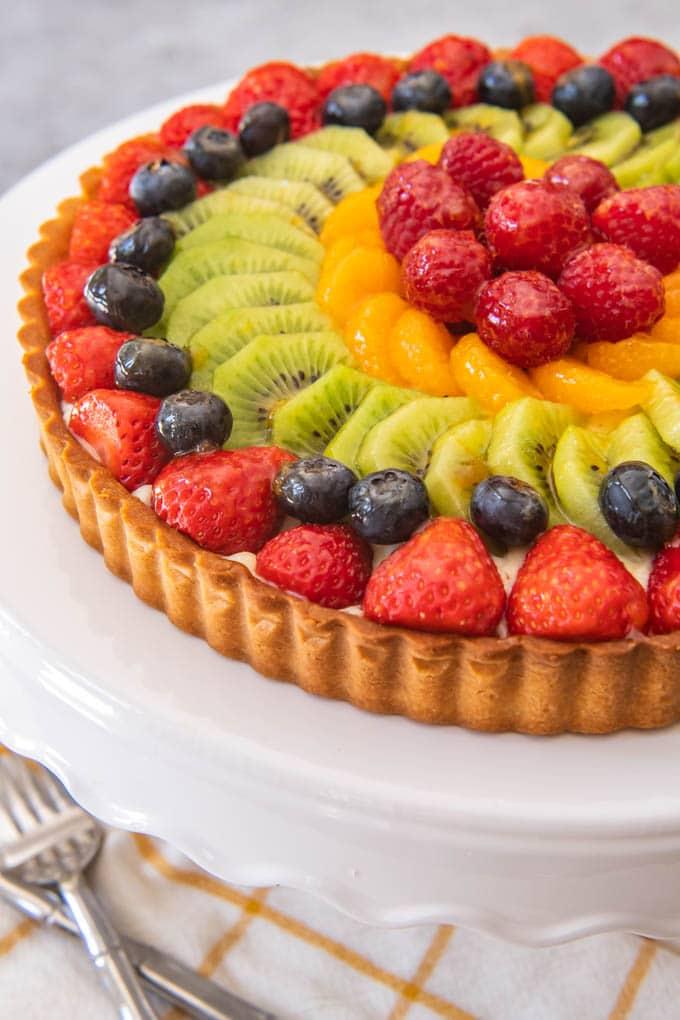 French Fruit Tart House of Nash Eats