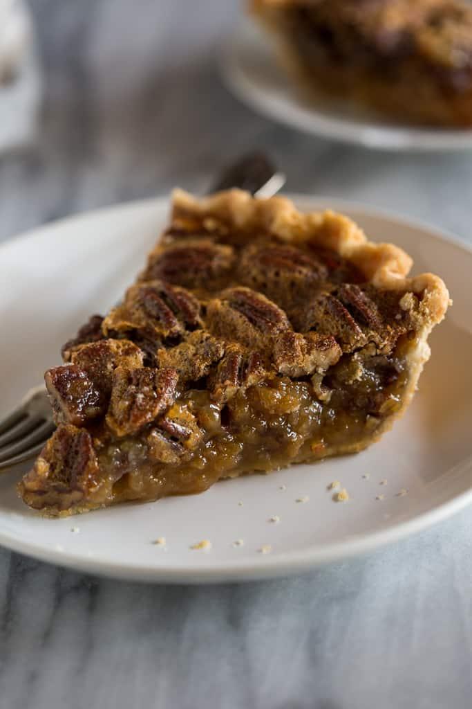 Pecan Pie Tastes Better From Scratch