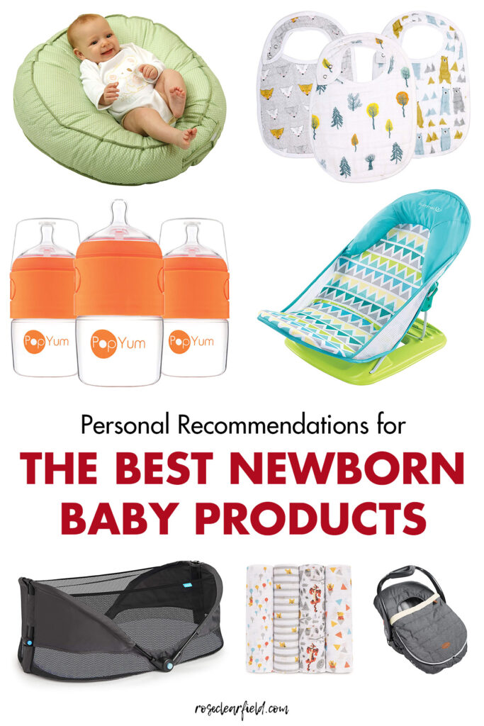 Personal Recommendations for the Best Newborn Baby Products