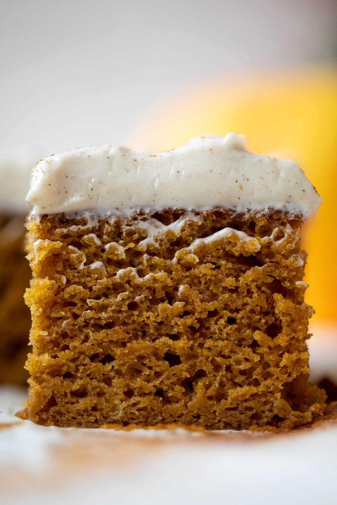 Pumpkin Sheet Cake How Sweet Eats