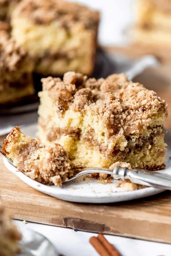 Sour Cream Coffee Cake House of Nash Eats