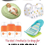 The Best Products to Buy for Newborn Babies