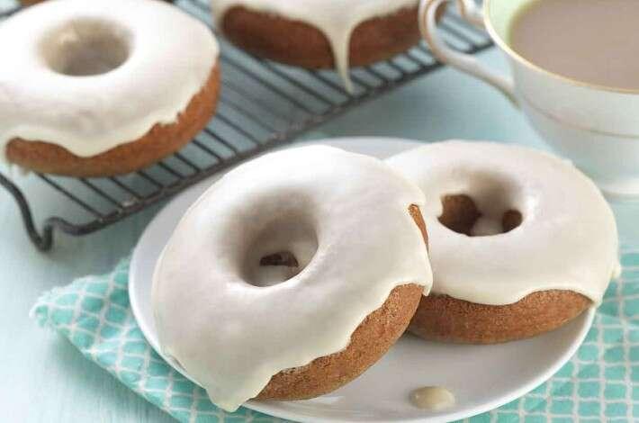 Vanilla Chai Donuts King Arthur Baking