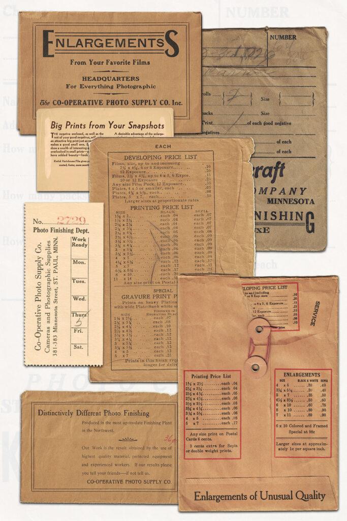 Free Printable Vintage Film Photography Artifacts