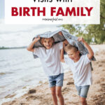 Where to Have Visits with Birth Family