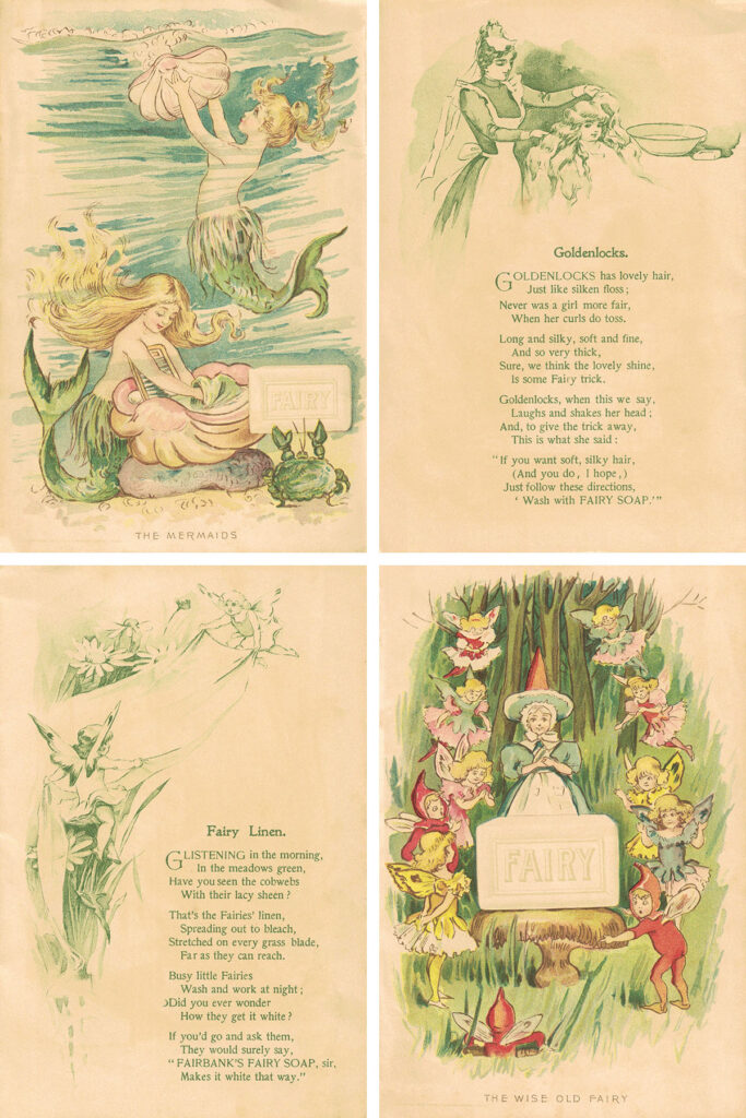 Fairy Tales Collage